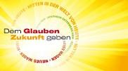 Dem Glauben Zukunft geben, Logo Pfarrverbandsrat Orientierungsrahmen