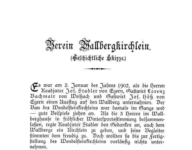 Festschrift Wallbergkircherl17a