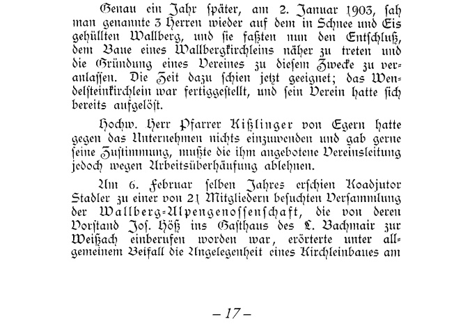 Festschrift Wallbergkircherl17b