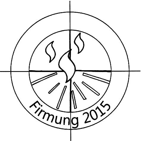 Logo Firmung 2015