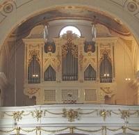 Orgel der Pfarrkirche Mariä Himmelfahrt in Dorfen