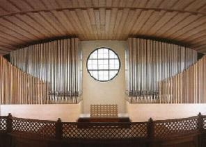 Orgel der Pfarrkirche St. Vinzenz in München