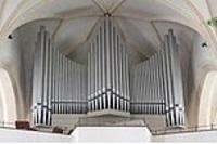 Orgel der Pfarrkirche St. Georg in Freising