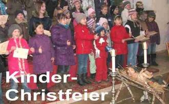 Kinderchristfeier A