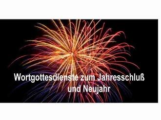Silvester und Neujahr WGD