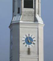 Turm-Kirchenrenovierung