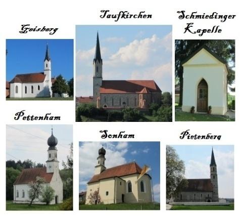 Taufkirchner Kirchen