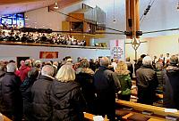 Ökumenischer Gottesdienst 2015 in St. Albertus Magnus