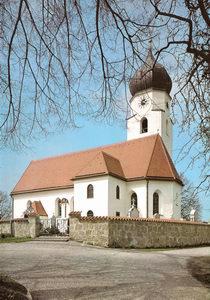 Kirche Lauterbach Aussenansicht
