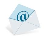 Kuvert mit Mail-Symbol