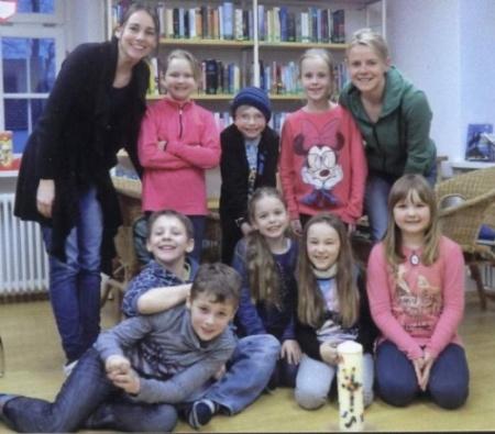 Erstkommunion Langenpreising Gruppe 3