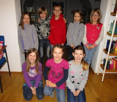 Erstkommunion Langenpreising Gruppe 1