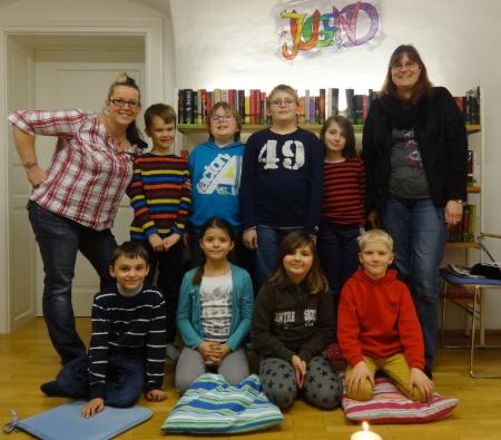 Erstkommunion Langenpreising Gruppe 2