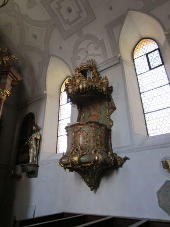 St. Josef Kanzel