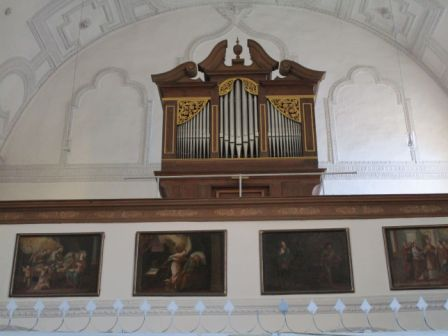 St. Josef Orgel