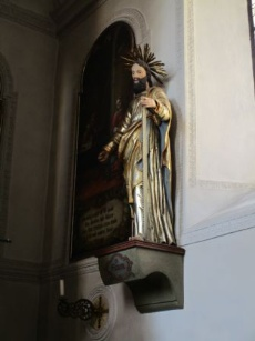 St. Josef Josefsfigur