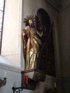 St. Josef Andreasfigur