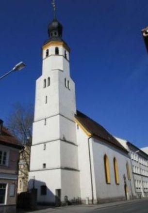 St. Josef Außenansicht