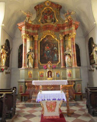 St. Josef Hochaltar