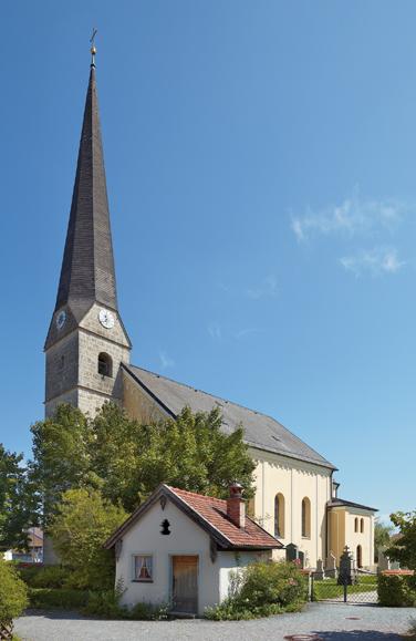 Pfarrkirche Kirchanschöring