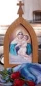 Pilgernde Gottesmutter