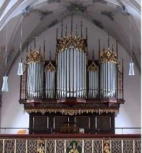 Pfarrkirche St. Petrus in Velden