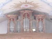 Orgel der Pfarrkirche Mariä Himmelfahrt in Münsing