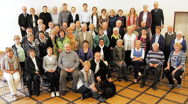 Chortreffen in Ellwangen