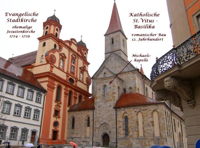 St.Vitus-Basilika Ellwangen