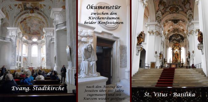 Kirchen in Ellwangen
