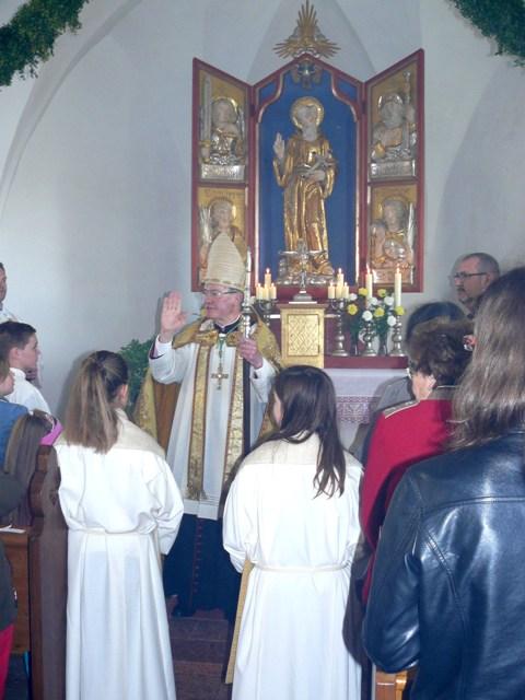 Wiedereröffnung nach Renovierung<br/>Bruder Konradkirche OBK