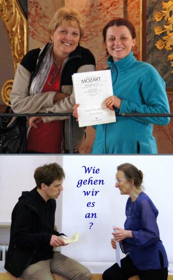 Planung Mozartmesse