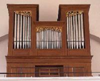 Orgel von Großenviecht