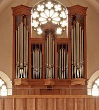 Orgel von Grüntegernbach