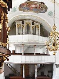 Orgel von Schliersee