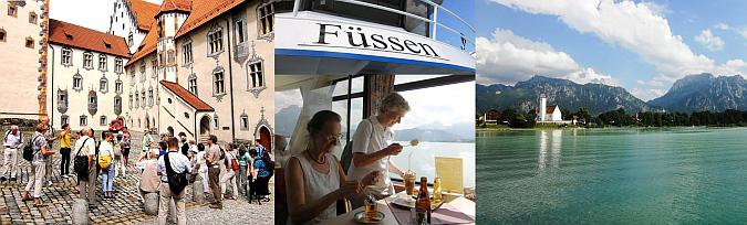 Chorfahrt am 09.06.2015 nach Füssen