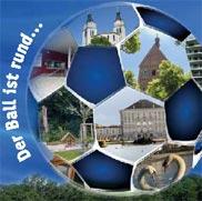 Hirschgartengottesdienst 2014 Ball