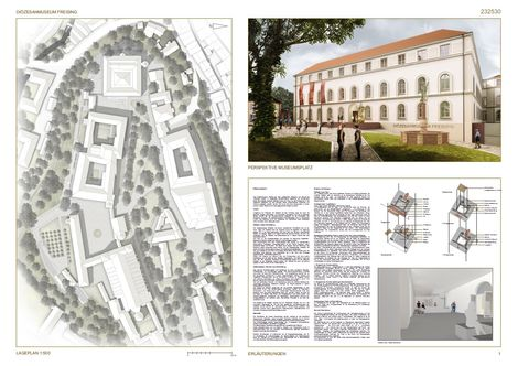 Lageplan Büro BASD Architekten