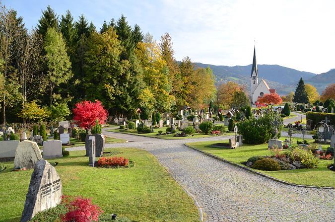 Friedhof Bad Wiessee