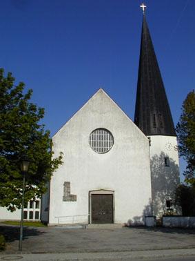 Kirche Grwl