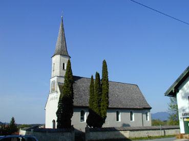 Kirche Grwl alt