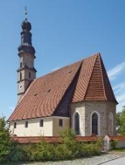 Kirche Kirchstein außen