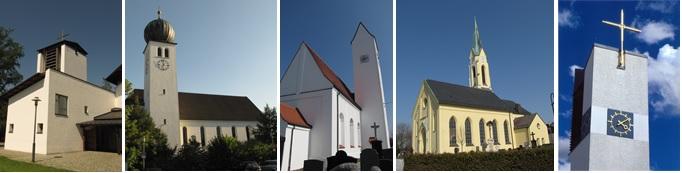 Kirchen-Pv.Collage