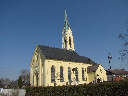 Kirche Neufarn