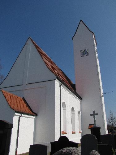 St Nikolaus Parsdorf