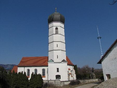 Kirche Weißenfeld
