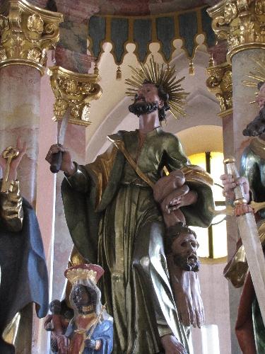 Figur Kirche Weißenfeld