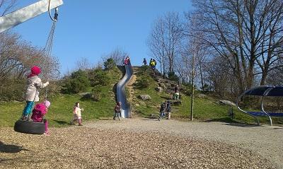 Spielplatz Hupfauer Höhe