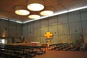 Bild Kirche St. Elisabeth Innenansicht
