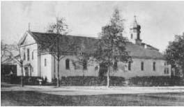 Bild alte Kirche St. Elisabeth